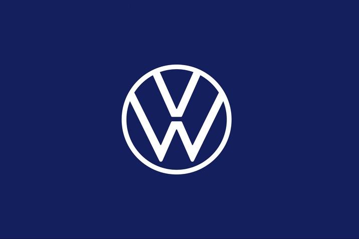 Новий лого Volkswagen